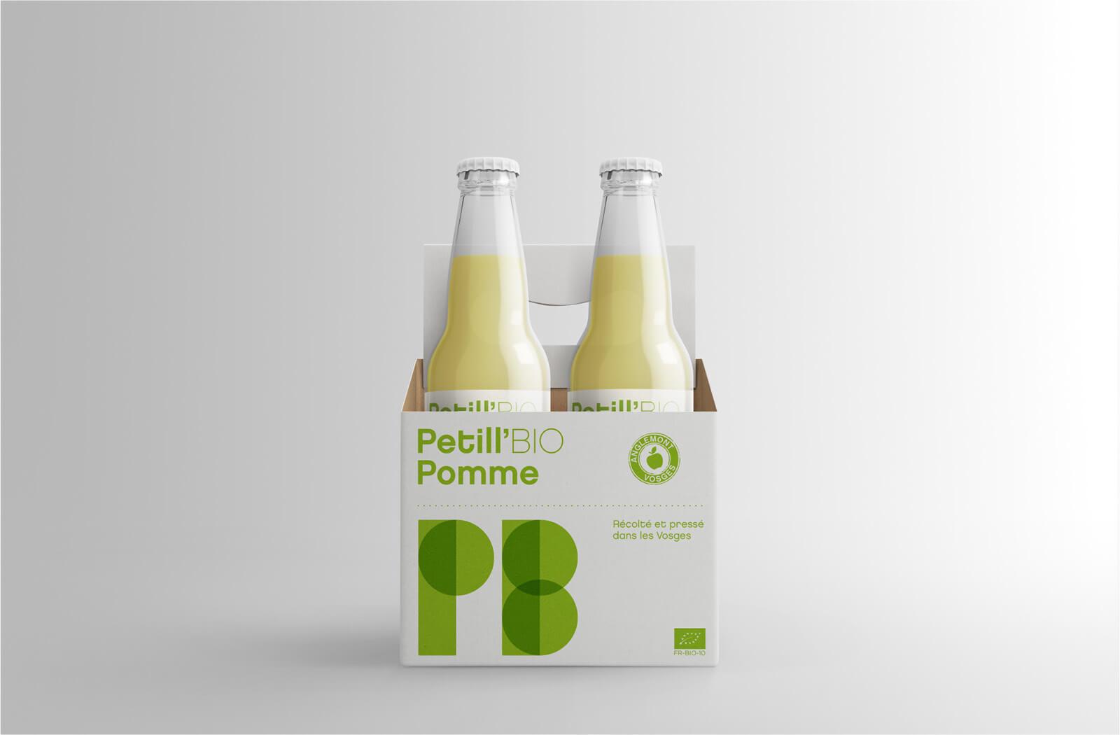 lezards creation petillbio identite bouteilles
