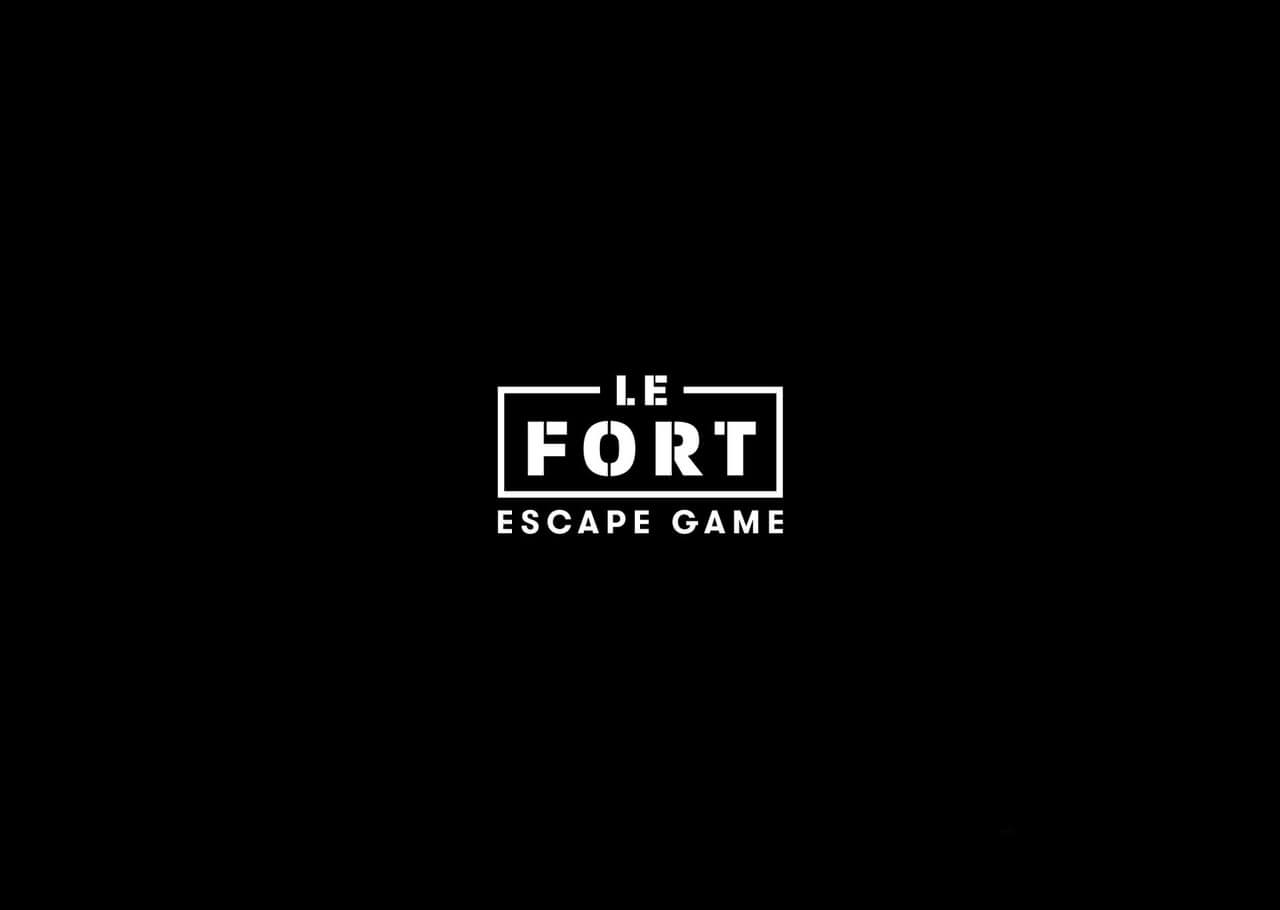 lezardscreation agence communication publicite vosges remiremont le fort escape game logo lefort