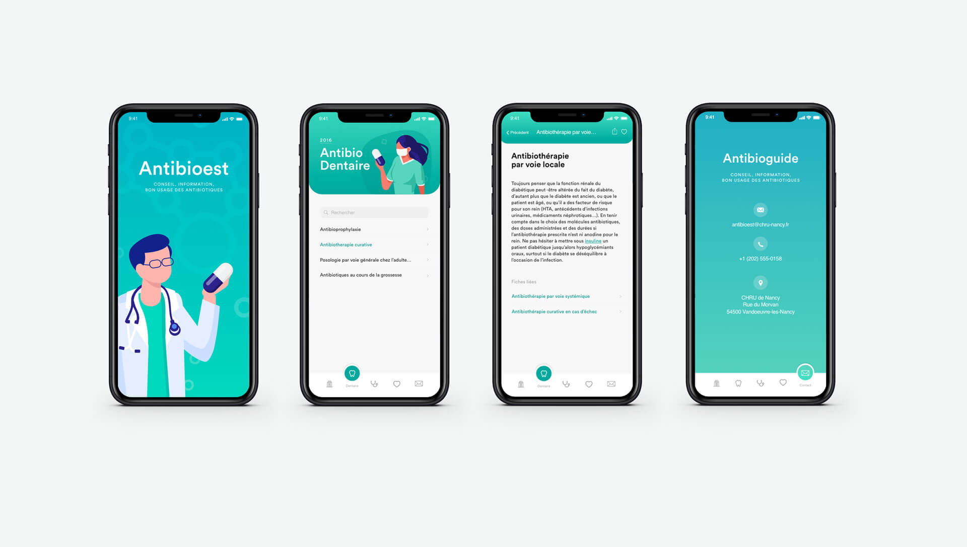 lezardscreation agence communication publicite vosges remiremont antibioest iphone xr all colors mock up