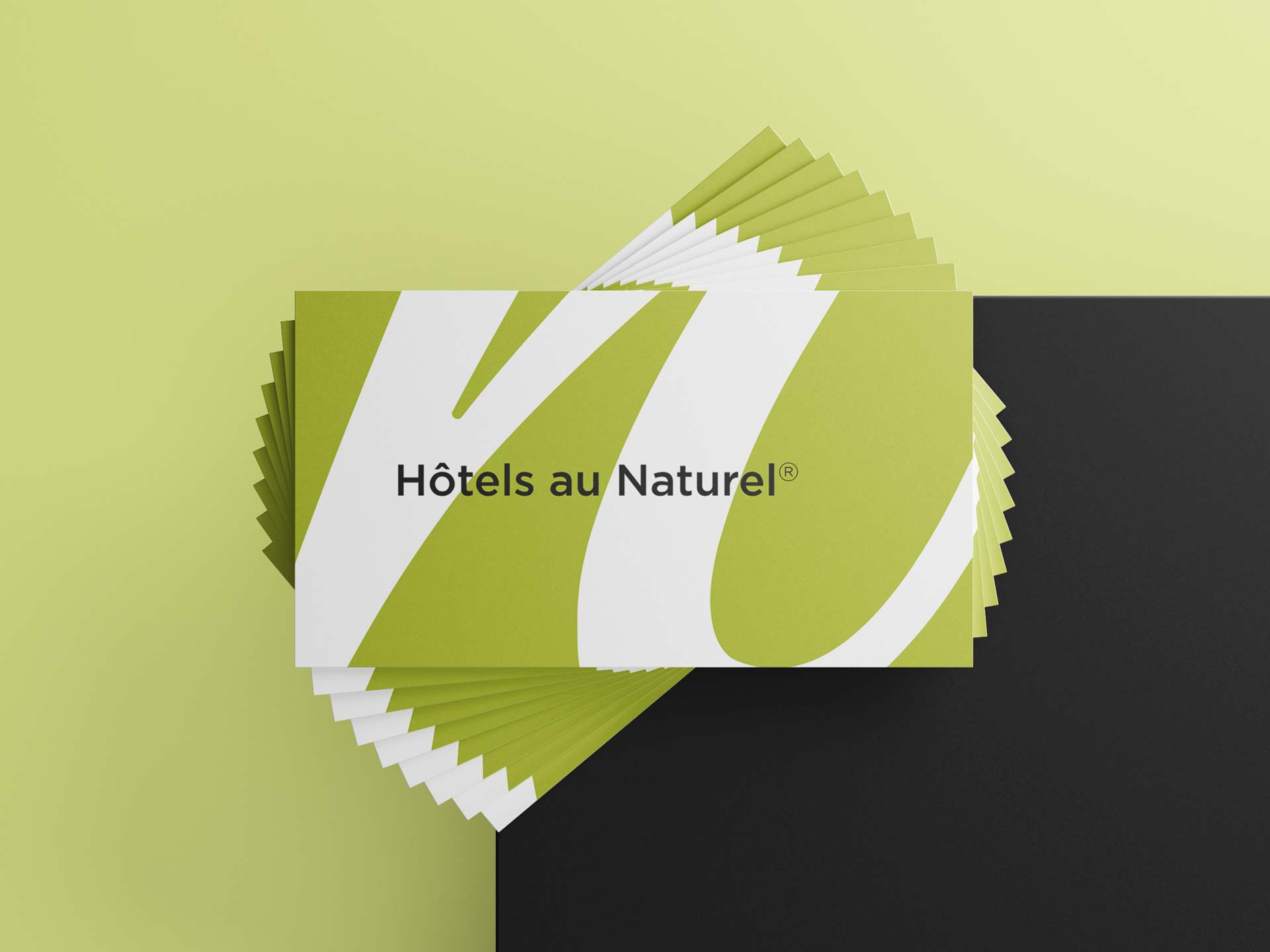 lezardscreation agence communication publicite vosges remiremont hotels au naturel mockup han