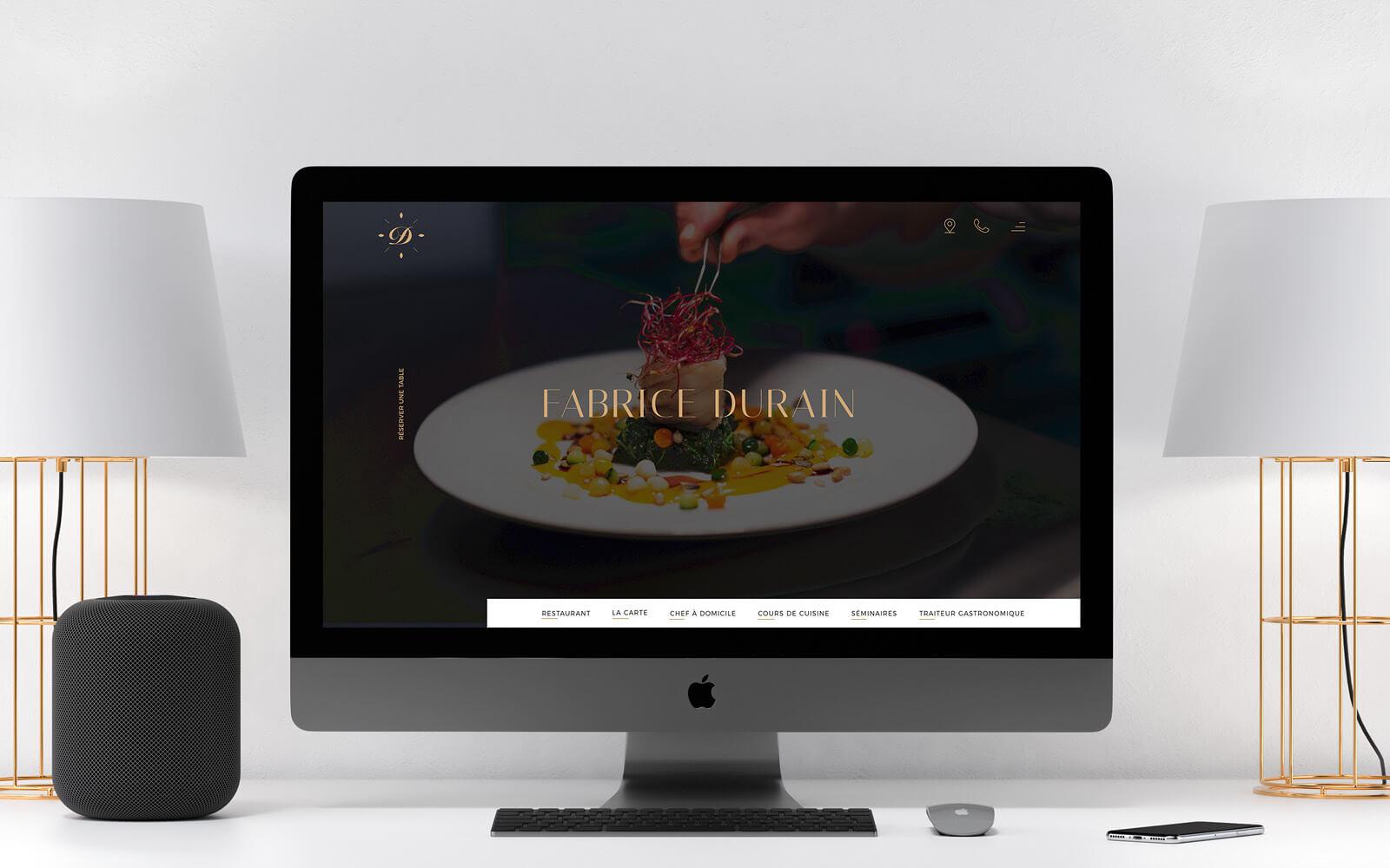 lezardscreation agence communication publicite vosges remiremont durain lezards creationfabrice durain site restaurant