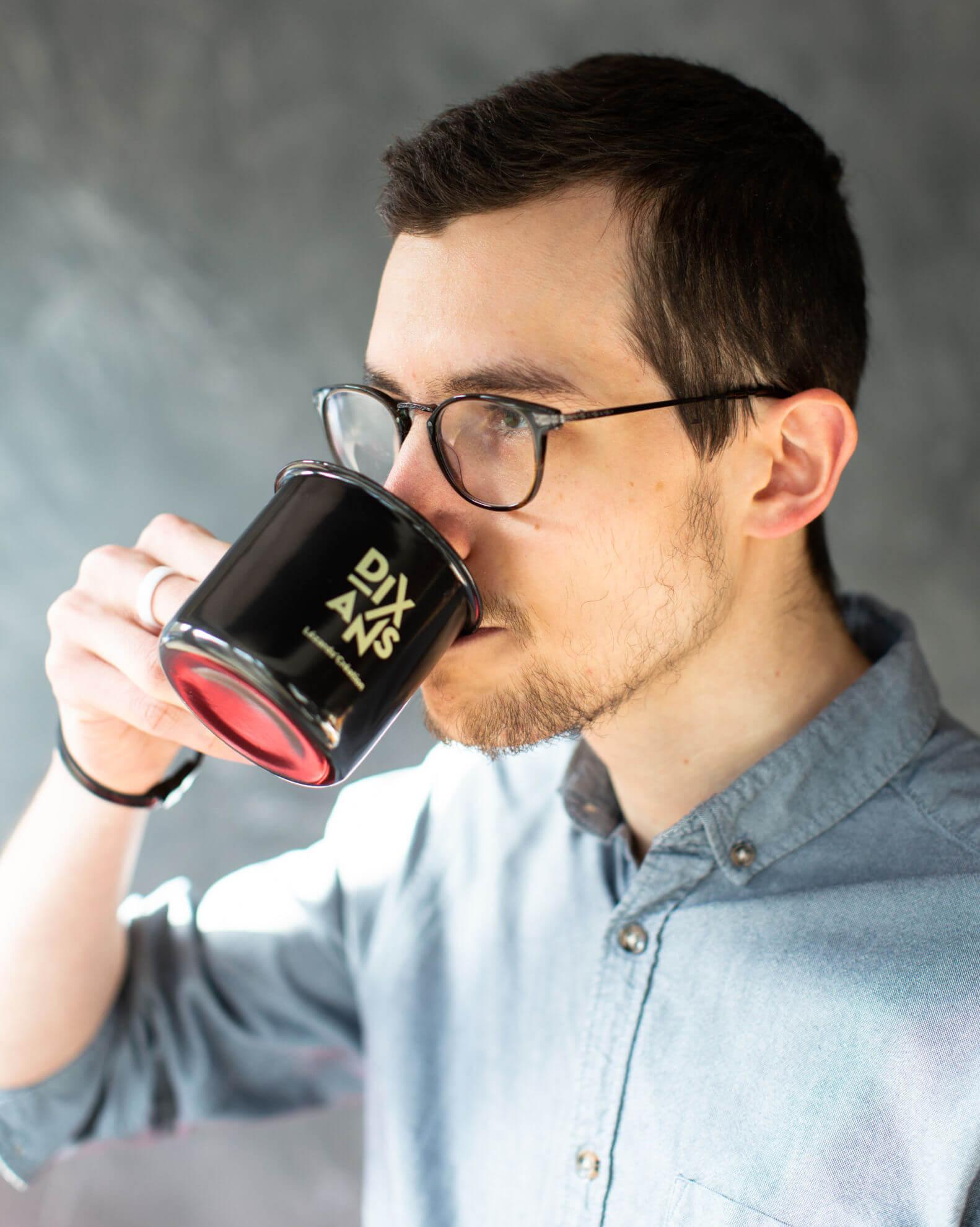 Mug VintageLézards Création