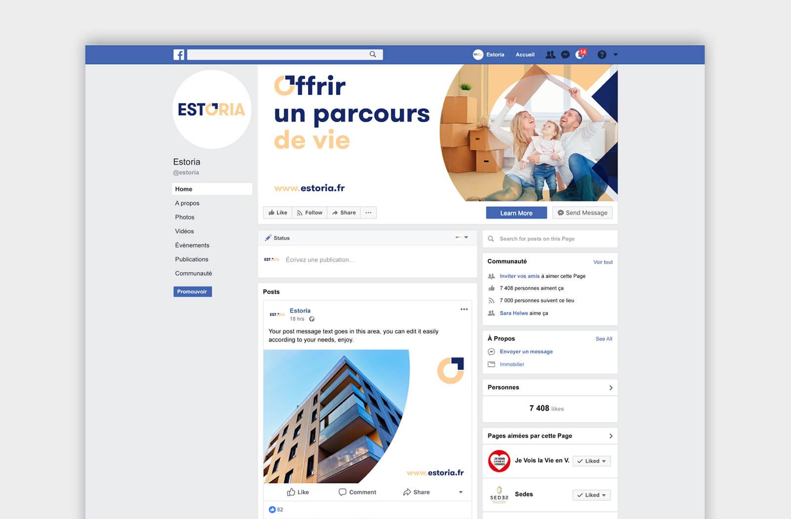 lezardscreation agence communication publicite vosges remiremont estoria lezards creation estoria facebook