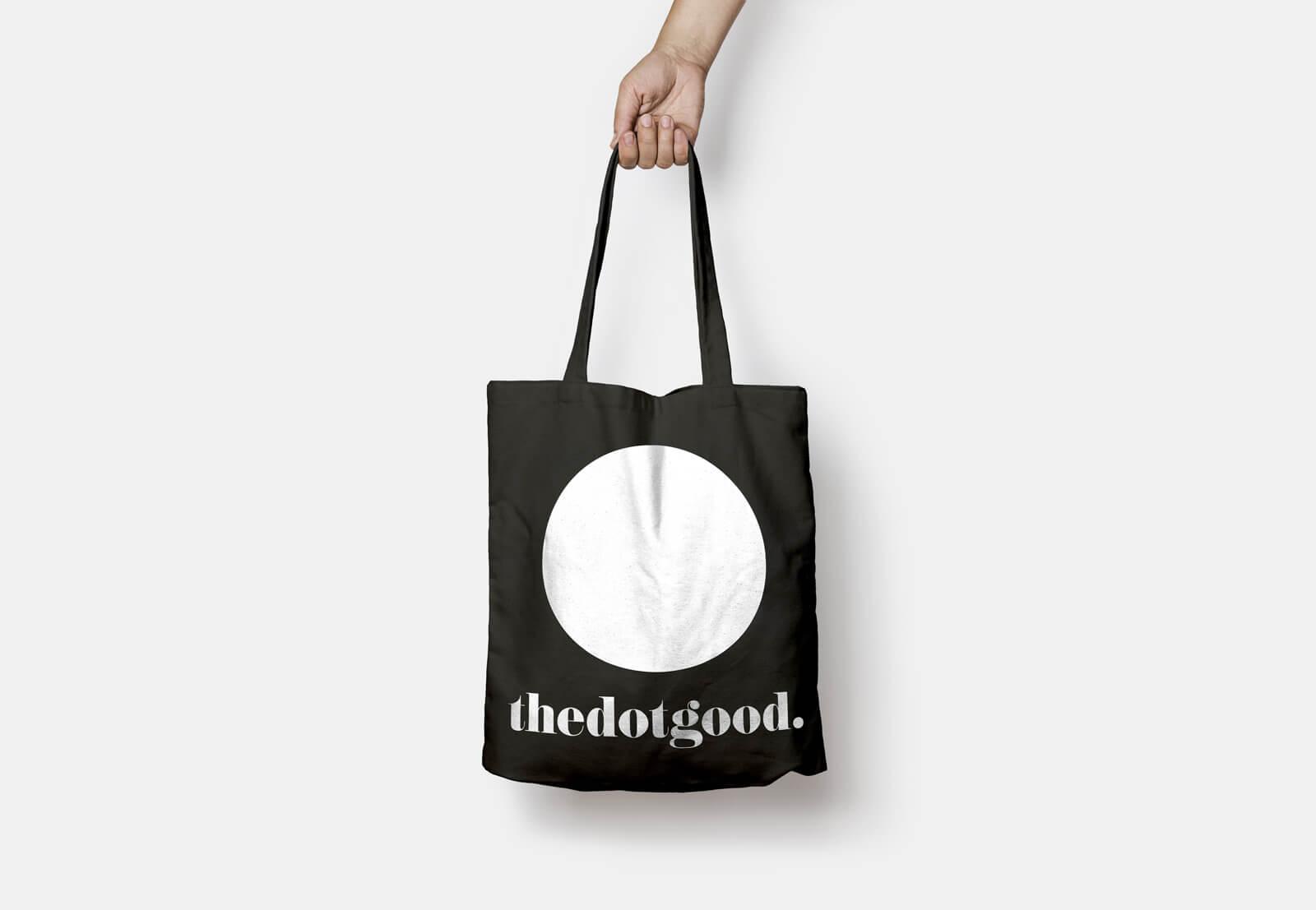 lezardscreation agence communication publicite vosges remiremont thedotgood lezardscreation thedotgood tote bag mockup blanc copie